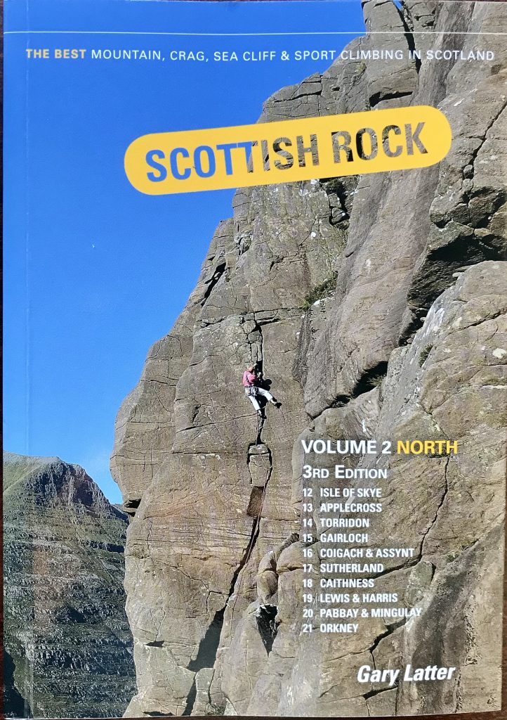 Scottish Rock Volume 2 North by Gary Latter